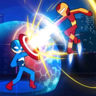 火柴人超级英雄无限金币钻石破解版