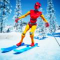 机器人滑雪