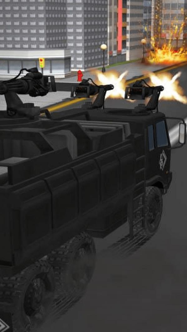 超级装甲车